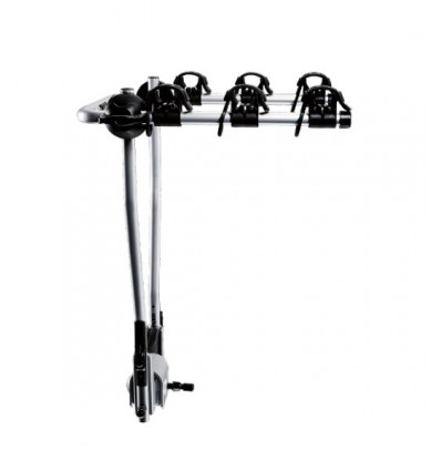 thule porte velo attache remorque hangon 3bike avec inclinaison. Black Bedroom Furniture Sets. Home Design Ideas