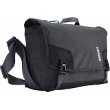 Perspektiv Messenger Bag Black