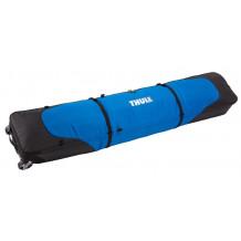 Housse De Ski Double 190 Cm - BLACK COBALT - 119 L