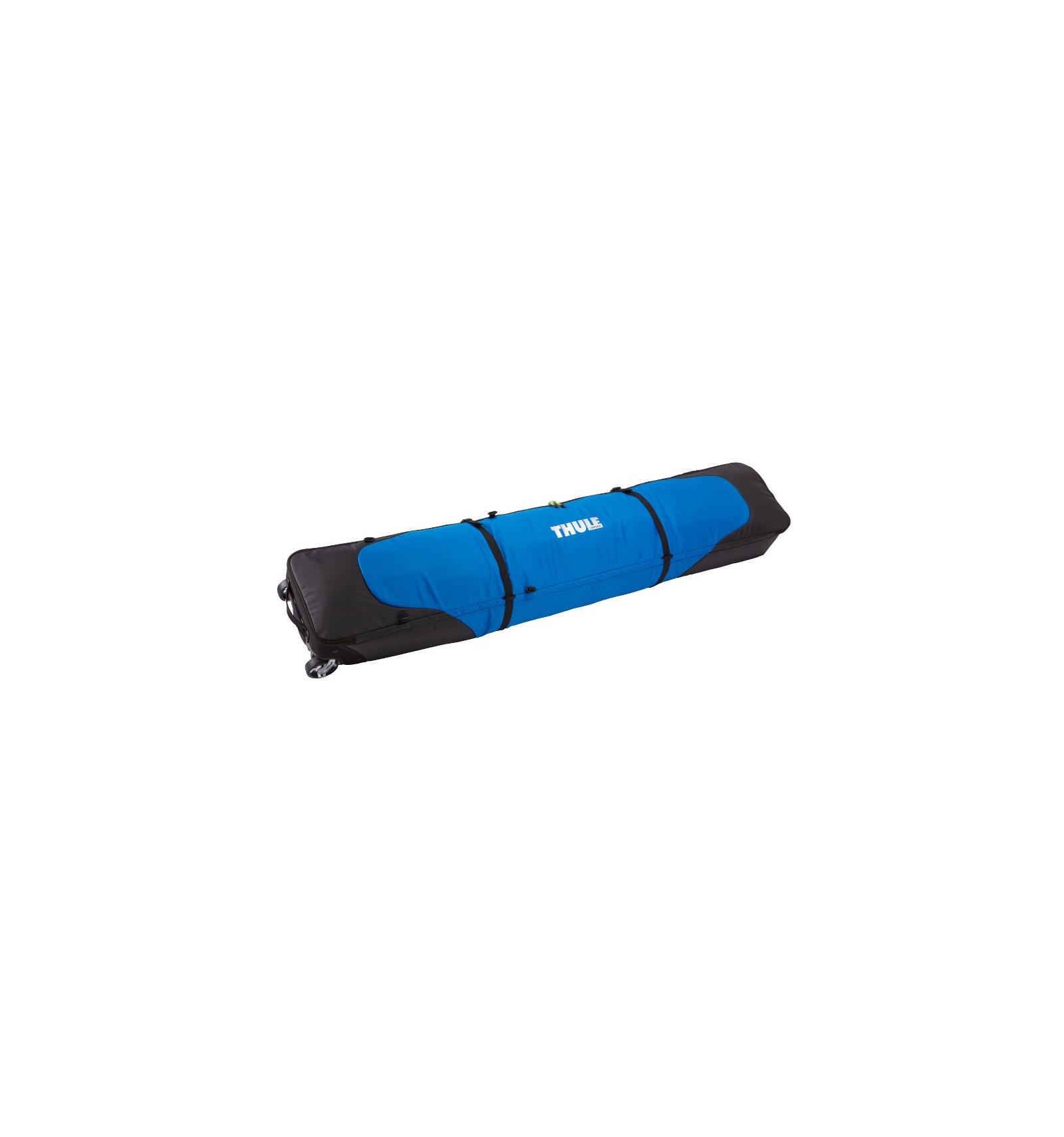 Housse de ski double 190 cm black cobalt 119 l for Housse de snowboard
