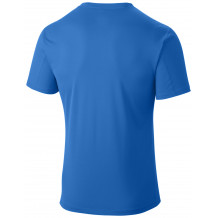 Columbia Zero Rules Short Sleeve Shirt (hyper Blue)
