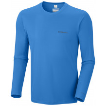 Columbia Zero Rules Long Sleeve Shirt (hyper Blue)