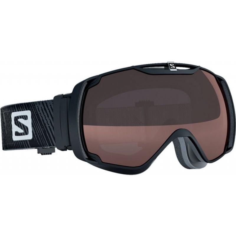 masque de ski xtend access blk univ amber salomon. Black Bedroom Furniture Sets. Home Design Ideas