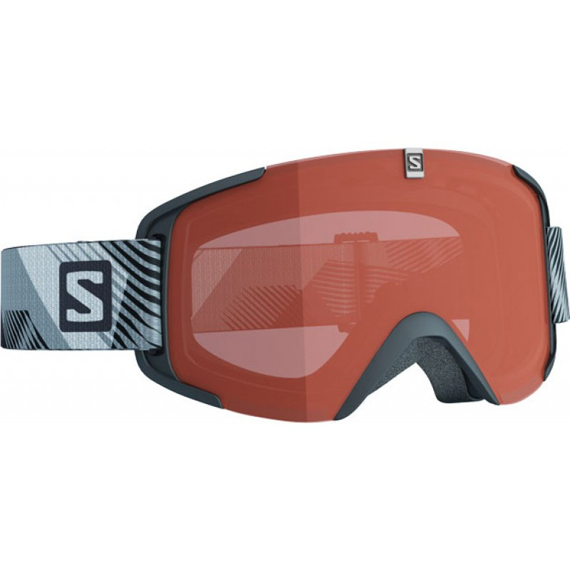 ski goggles xview access blk lolig tonicor salomon. Black Bedroom Furniture Sets. Home Design Ideas