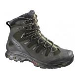 Backpacking Salomon Shoes Quest 4d 2 Gtx® Gr/asph/tita