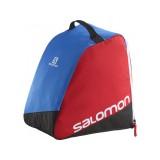 Skis Bagagerie Housses Chaussures Salomon Bag Original Boot Bag Bright Red/bl/bk