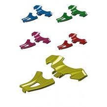 Clip coloré pour VIPEC 12 fixation Diamir