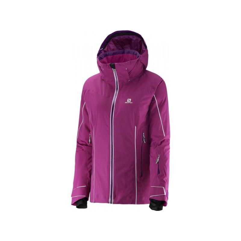veste de ski femme salomon