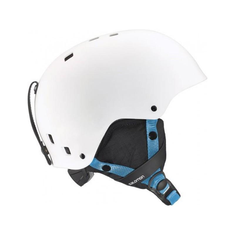 casque de ski kiana blue salomon alpinstore. Black Bedroom Furniture Sets. Home Design Ideas