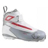 Chaussures De Fond Loisirs Salomon Chauss. Nord. Siam 7 Pilot Cf Lightgrey