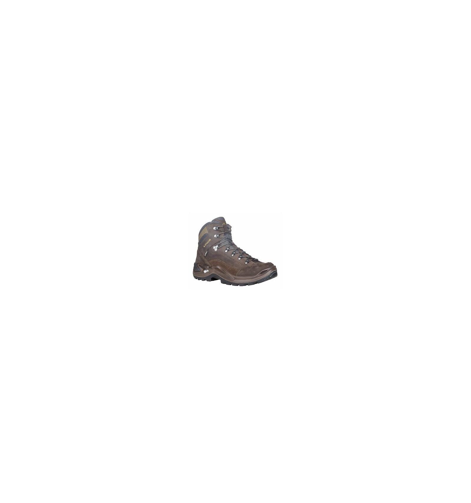 chaussure de randonn e renegade lowa gtx mid ardoise. Black Bedroom Furniture Sets. Home Design Ideas