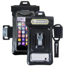 Housse Protection Ipx8 Etanche Flottante Pour Smartphone 5 - BLACK