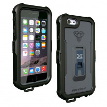 Coque Protection Ipx8 Etanche Iphone 6/6+ Avec Systeme Xmount - BLACK