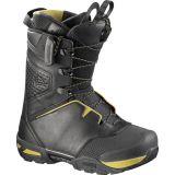 Chaussures Snowboard Core Salomon Boots Synapse Wide Jp Black/maize/black