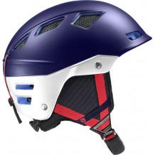 Ski helmet Mtn load W Eggplant / white Salomon Women