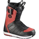 Chaussures Snowboard Standard Salomon Boots Launch Synthetic Black/quick/black