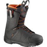 Chaussures Snowboard Standard Salomon Boots Faction Black/orange Rust/black