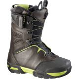 Chaussures Snowboard Core Salomon Boots Synapse Brown/green Glow/brown