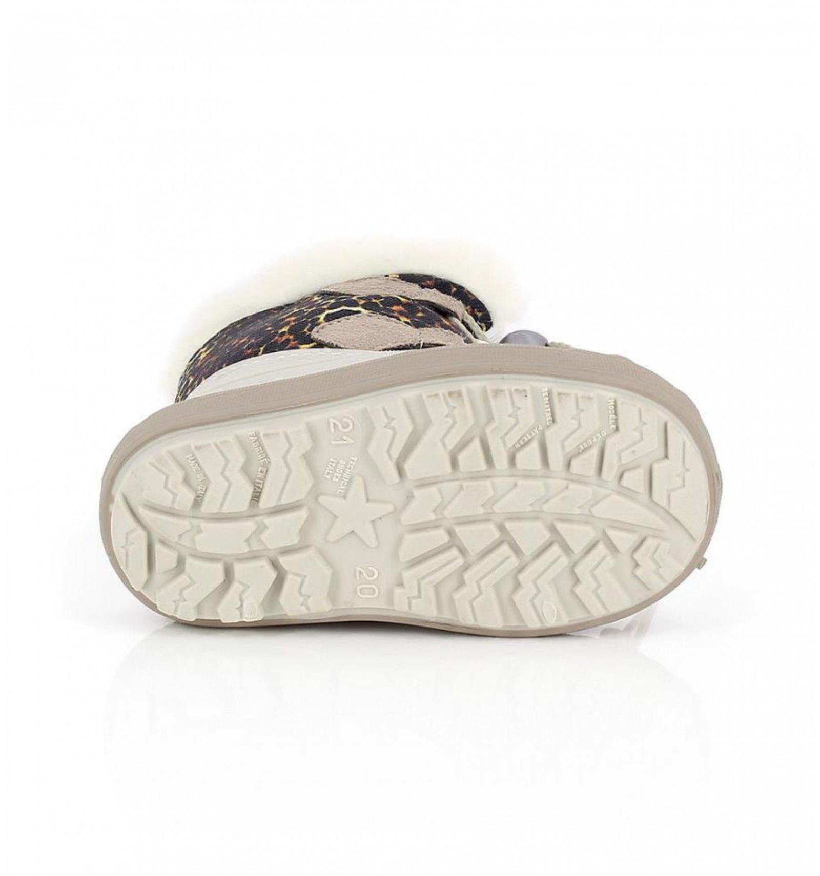 botte apr s ski b b calypso kimberfeel leopard alpinstore. Black Bedroom Furniture Sets. Home Design Ideas