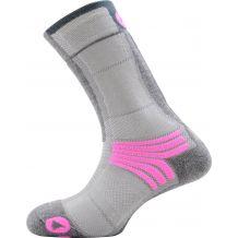 Hiking socks Monnet Air Trek pink
