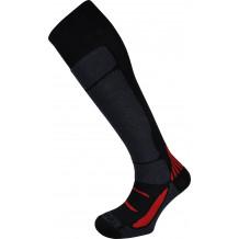 Access black ski socks Monnet