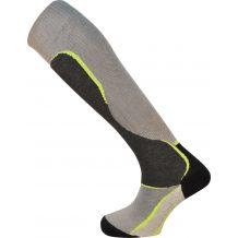 Ski socks Monnet Green Fusion