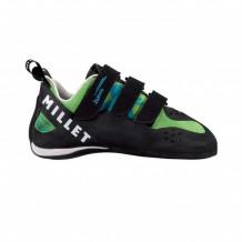 Millet Ld Hybrid Climbing Shoe (Green Flash)
