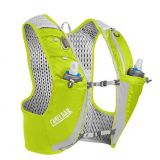Ultra Pro Vest 17oz Quick Stow Flask Lime Punch/silver L