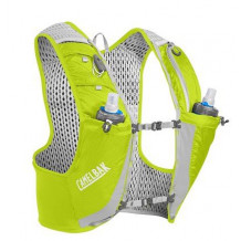 Ultra Pro Vest 17oz Quick Stow Flask Lime Punch/silver S