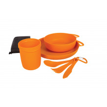 Kit Delta (bowl, Plate, Mug, Cutlery)