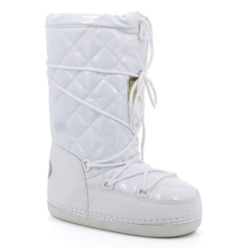 boots neige argentina kimberfeel femme blanc alpinstore. Black Bedroom Furniture Sets. Home Design Ideas