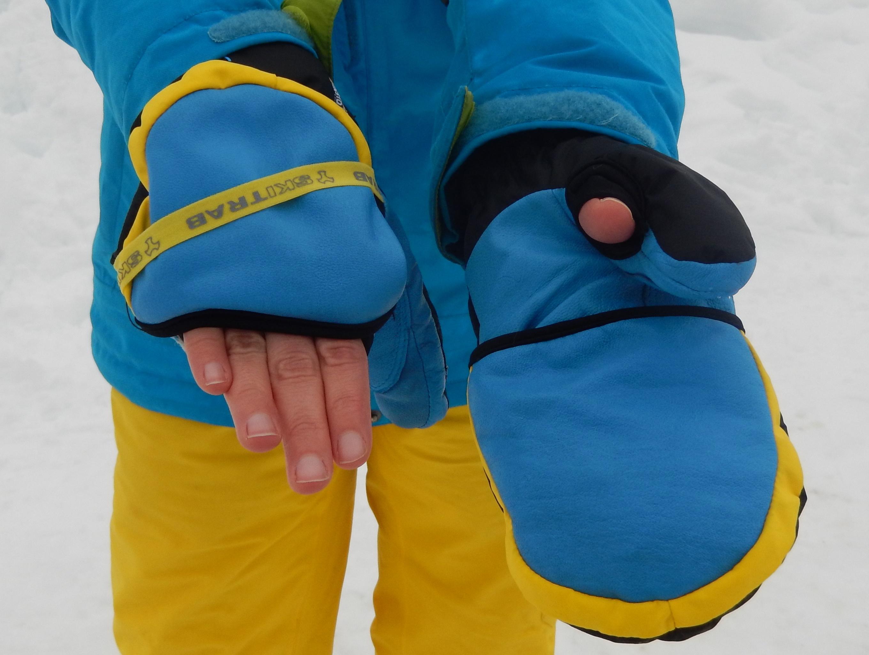 sélectionner pour officiel grande vente au rabais meilleur prix Test des moufles K light wool Skitrab - AlpinStore