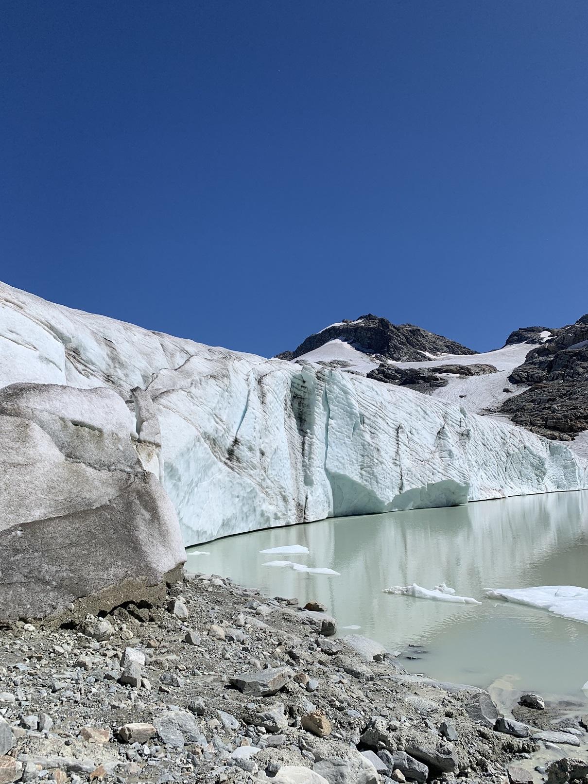 glacier du grand méant