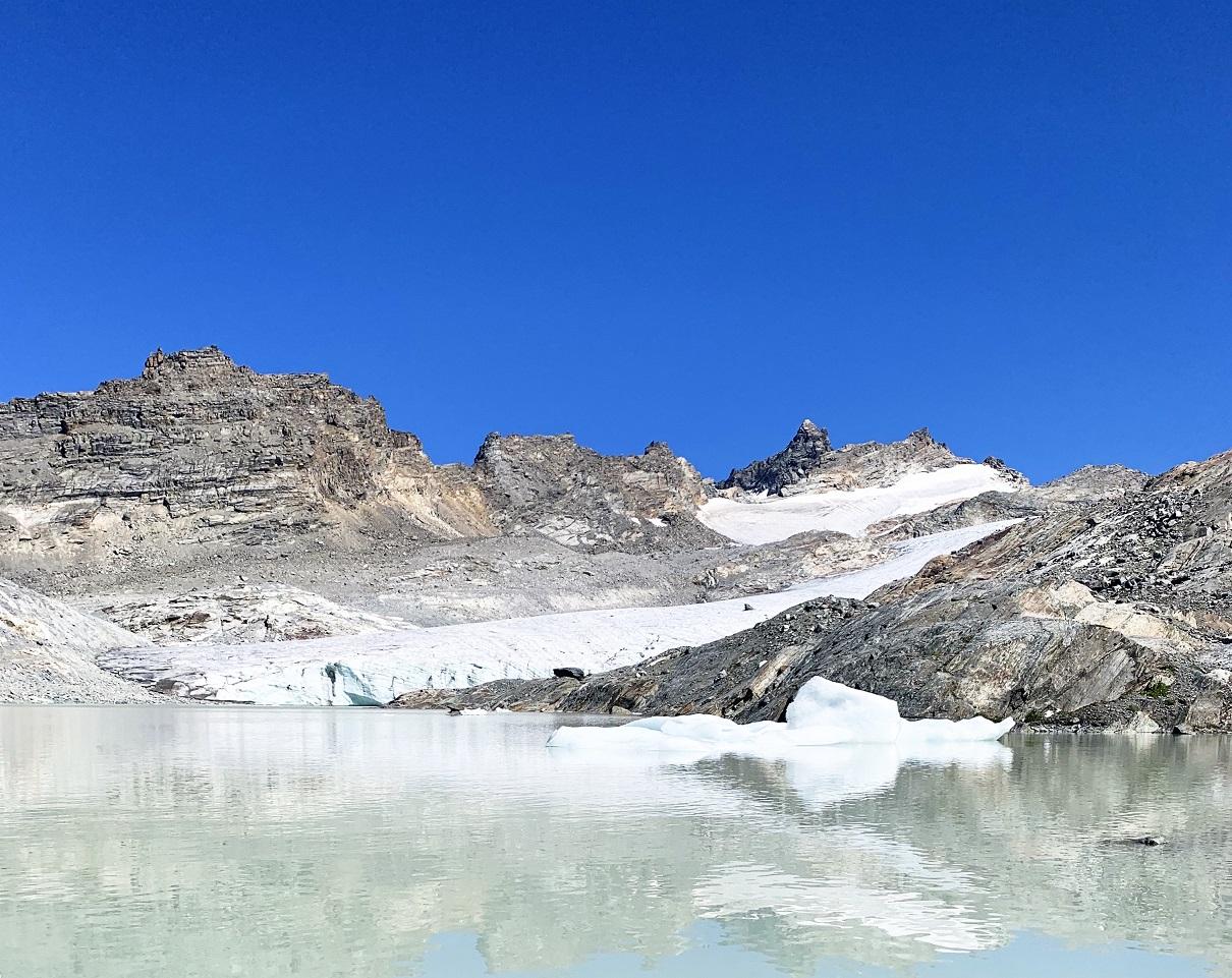 glacier des évêtes