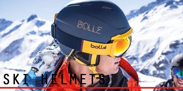 99e5839821 Bolle es un fabricante de cascos de esquí máscara y gafas de sol. Las  palabras clave de la marca son el confort, ergonomía y diseño.