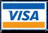 Paiement par Carte bleu VISA