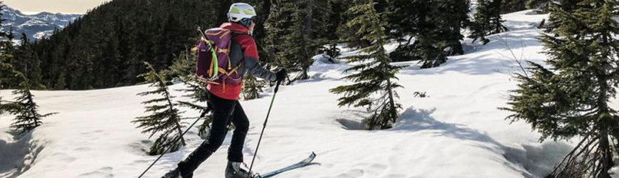 How to choose the size of your ski touring?