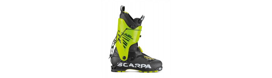 ALIEN, the new shoe of SCARPA for a new and beautiful adventure