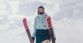 Our top 5 2020-2021 ski jackets for men and women!