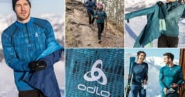 ODLO's new products for this winter 2021