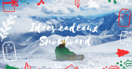Our gift ideas for snowboarders