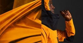 New technology The North Face  : breathable and waterproof Futurelight™ membrane