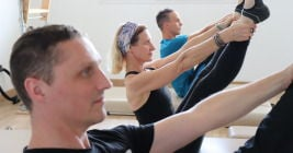 Work out at home with O'pilates videos!