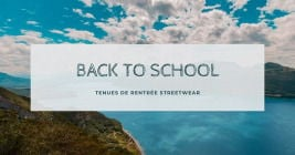 Back to school outifts