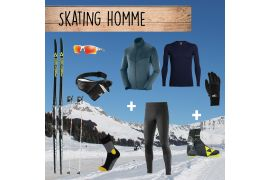 Tendance Outdoor : Skating homme